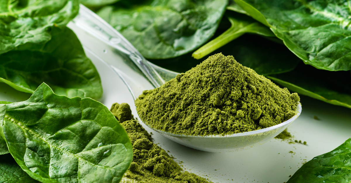 Spinach: Strong To The Finish!