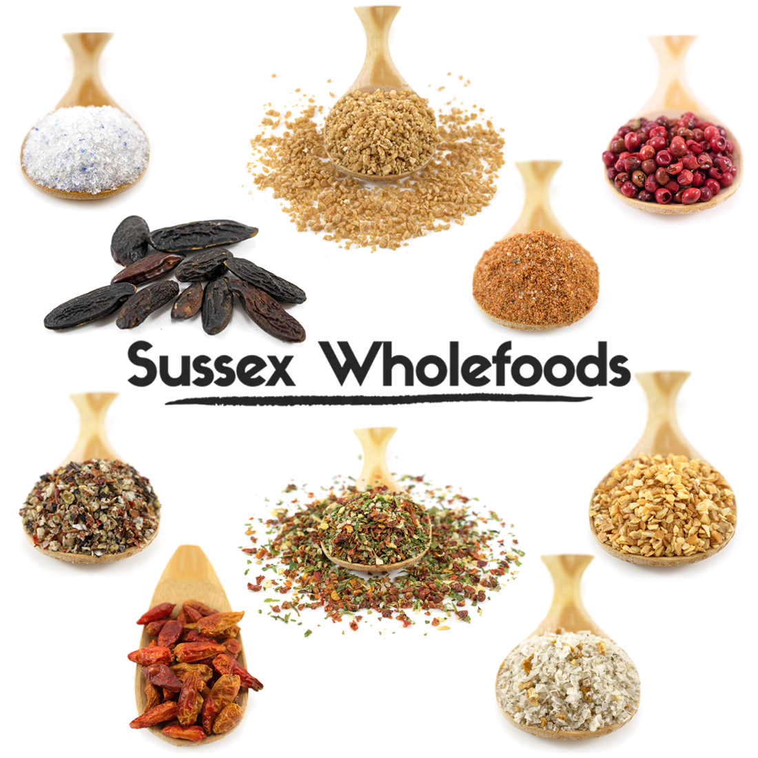 Sussex Wholefoods – an introduction to our range