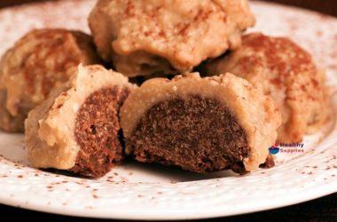 Latte Truffles