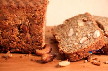 Anna's Seed & Nut Loaf