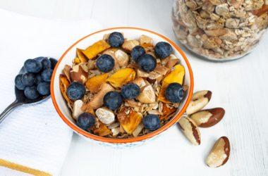 Brazil Nut, Mango & Coconut Granola