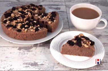Sugar-Free Chestnut Cake