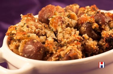 Chestnut and Apricot Stuffing