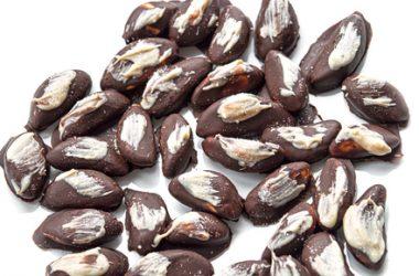 Dark & White Chocolate Covered Brazil Nuts