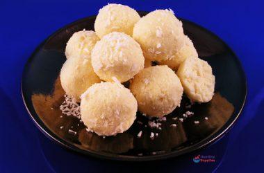 Coconutty Krishna Balls