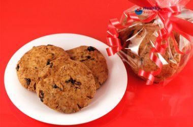 Gluten Free Cookie-Shortbreads