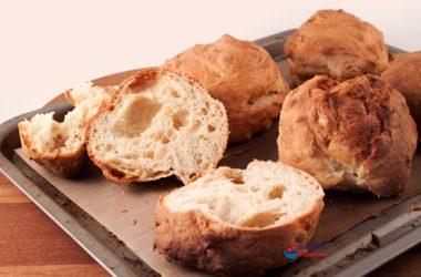 Light & Fluffy Gluten Free Bread Rolls