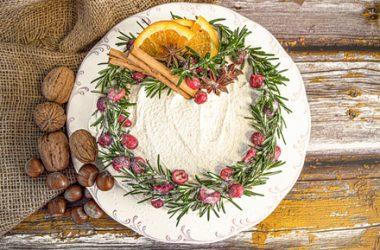 Gluten-Free Vegan Christmas Cake