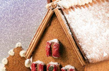 Gluten-Free Gingerbread House