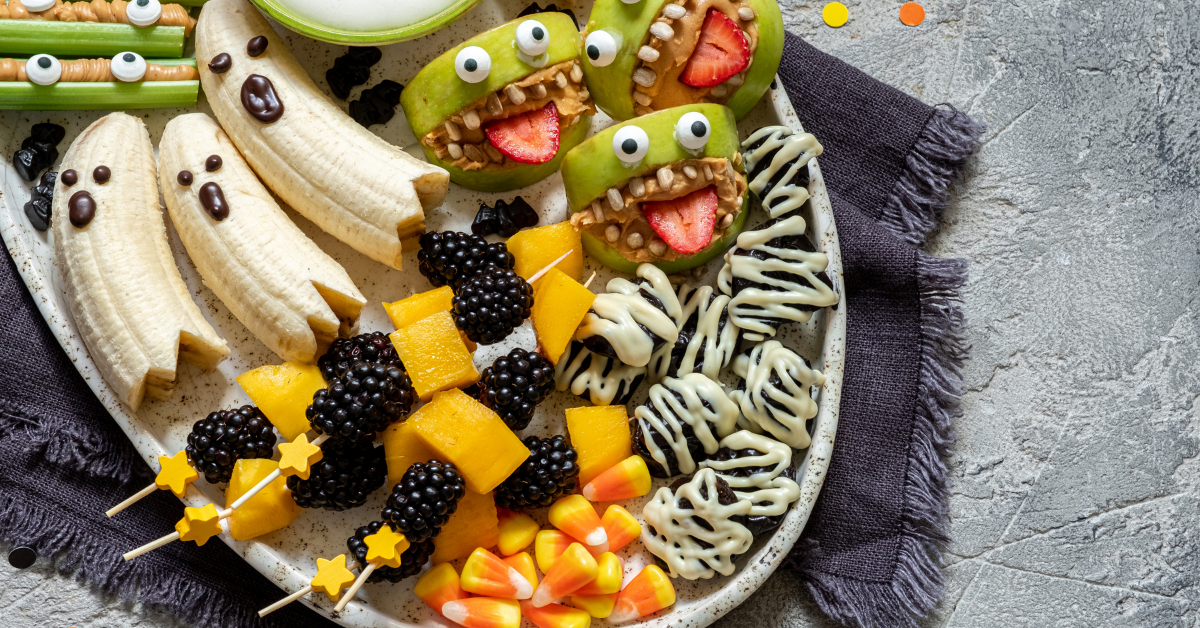 Healthy Treats for Your Kids this Halloween!
