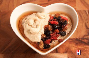 Instant Power Porridge Vamped-up