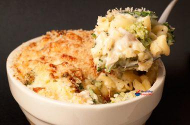 Vegetable & Macaroni Cheese