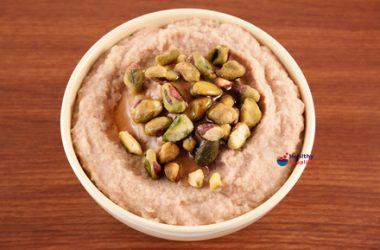 Sweet 'n' Nutty Millet Porridge