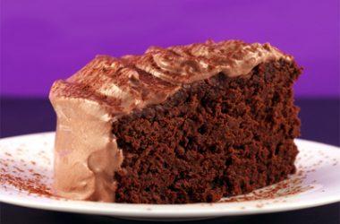 Mississippi Mud Pie Cake