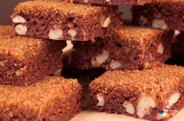Raw Mocha Brownies