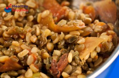 Curried Moong Dal Chilka