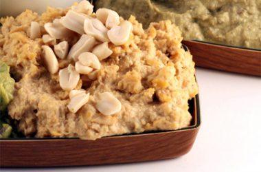 Nigella's Peanut Butter Hummus