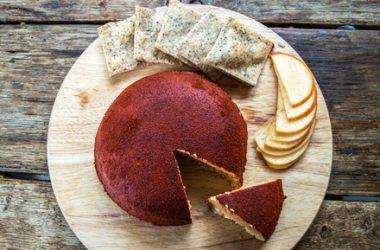 Almond Smoked Paprika Cheese