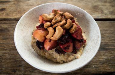 Spiced Autumn Porridge