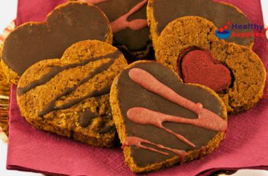 Soft Spicy Ginger Biscuits