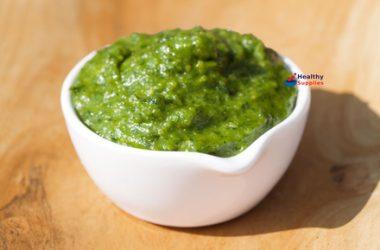 Spinach Pesto (Dairy-Free)
