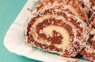 Sweet Coconut Swirl