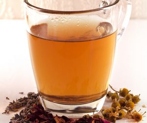 Chamomile, Lavender and Rose Infusion