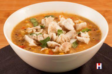 Thai Style Quinoa Soup