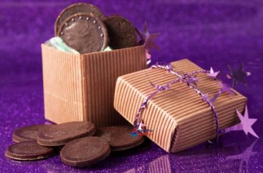 Carob Chocolate Coins