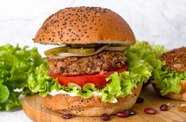 The Ultimate Bean Burger