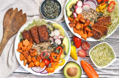 Vegan Bowl of Goodness