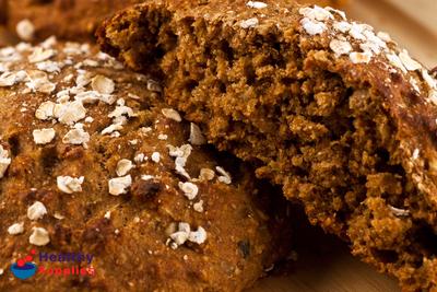Three Seed Soda Bread Rolls Recipe