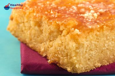 Polenta Coarse Cornmeal Organic 1kg Sussex Wholefoods