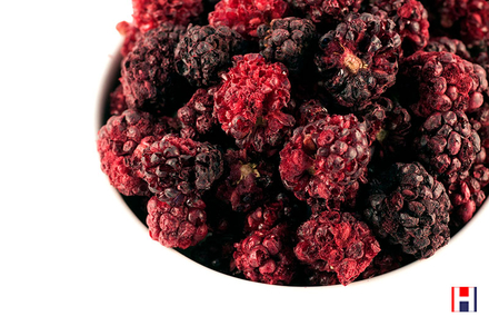 Freeze Dried Blackberries 100g Healthysupplies Co Uk