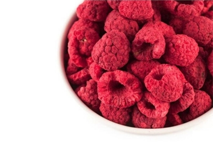 Freeze Dried Raspberries 100g (Healthy Supplies