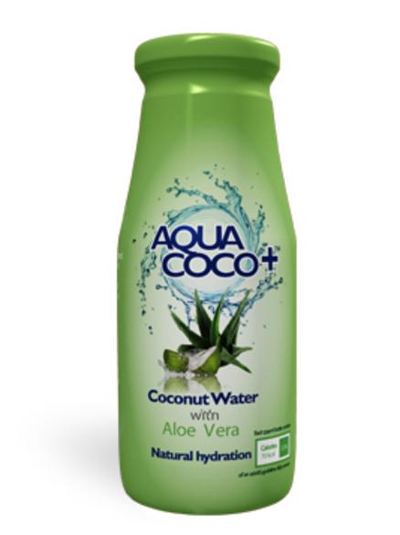 Coconut Water With Aloe Vera 250ml Aqua Coco