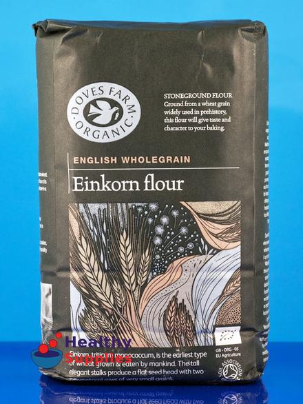 Einkorn Organic Wholegrain Flour 1kg - Doves Farm