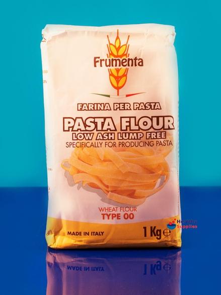 "Pasta Flour ""00"" 1kg (Frumenta) - HealthySupplies.co.uk"
