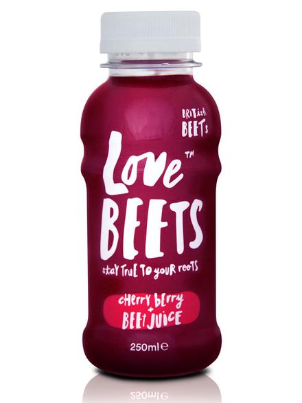 Cherry Berry Beet Juice 250ml Love Beets