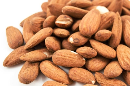 Organic Unblanched Almonds