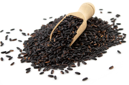 Organic Black Rice(1kg) - Sussex Wholefoods