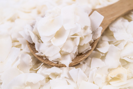 Organic Coconut Flakes(250g) - Sussex Wholefoods