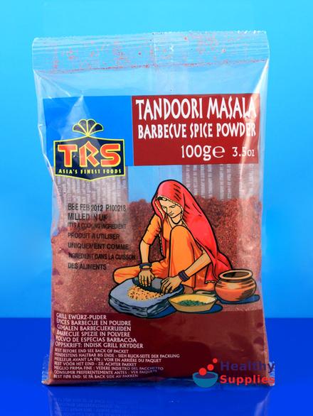 how to make tandoori masala powder