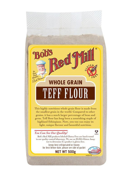 Teff Flour 680g, Gluten-free (Bob's Red Mill