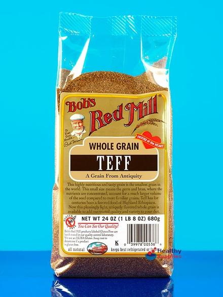 Teff Grain 680g, Gluten Free (Bob's Red Mill