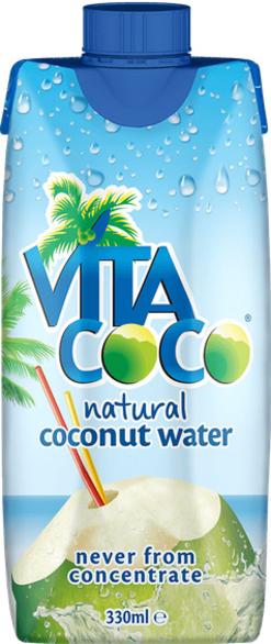 Coconut Water 330ml (Vita Coco) - HealthySupplies co uk  Buy Online