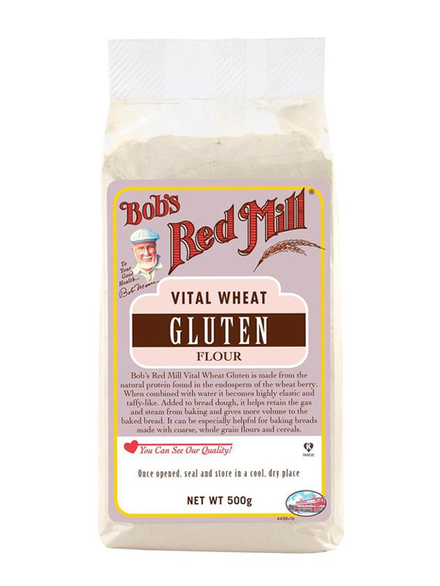 Vital Wheat Gluten Flour 500g (Bob's Red Mill