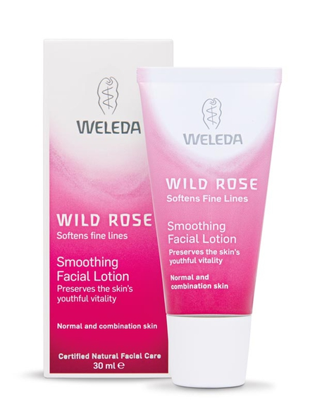 weleda rose eye cream