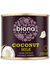 Organic Coconut Milk 17% Fat 200ml (Biona)