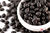 Organic Black Turtle Beans 1kg by Sussex Wholefooods